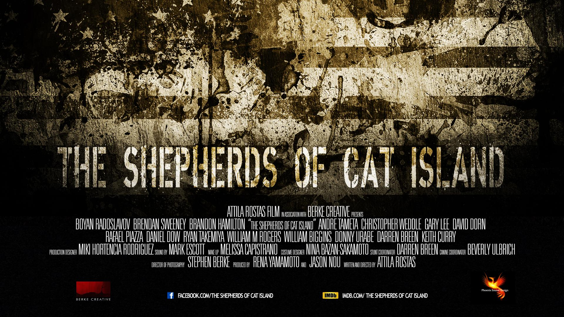 The Shepherds of Cat Island
