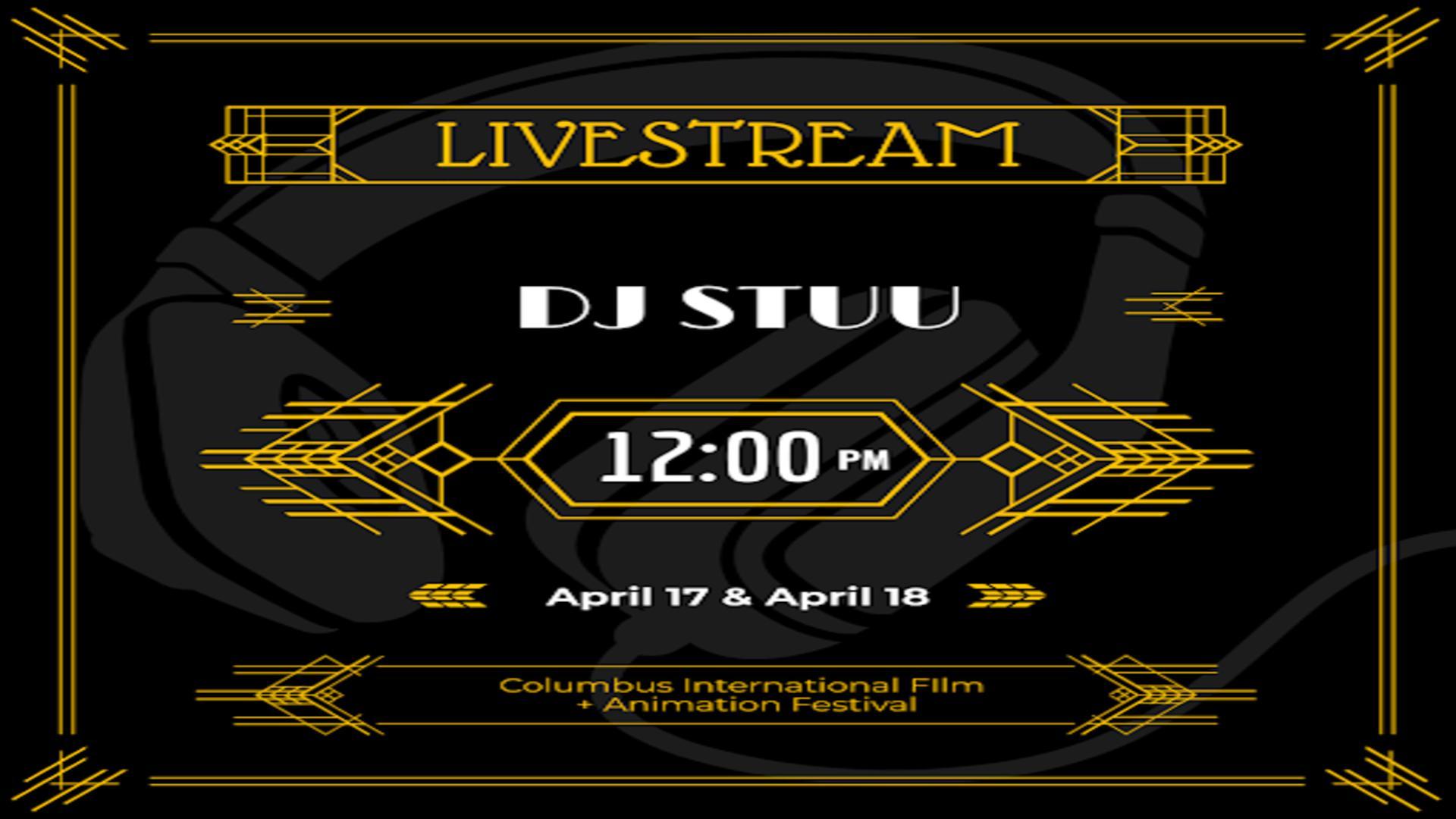 Live DJ Set 4/18