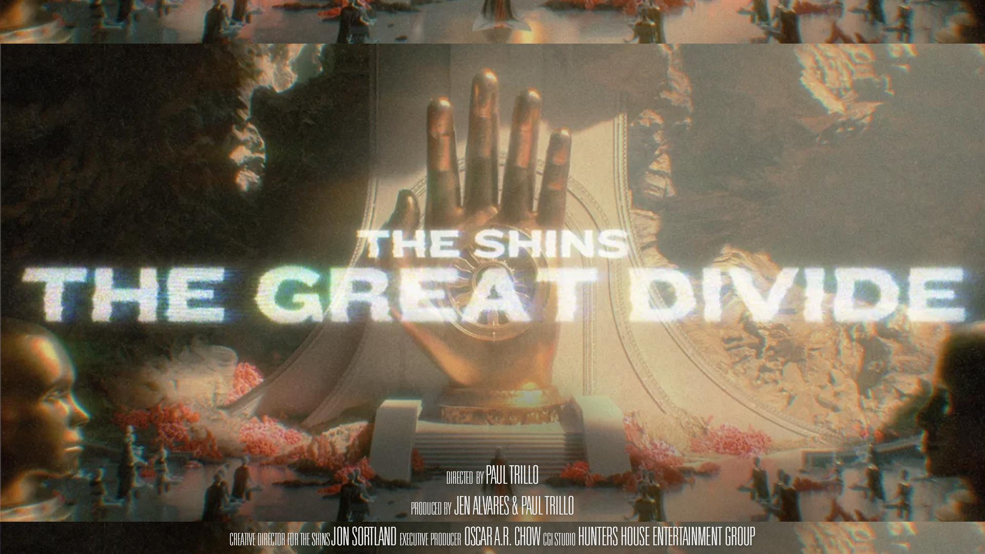 The Shins - The Great Divide [Official Music Video]