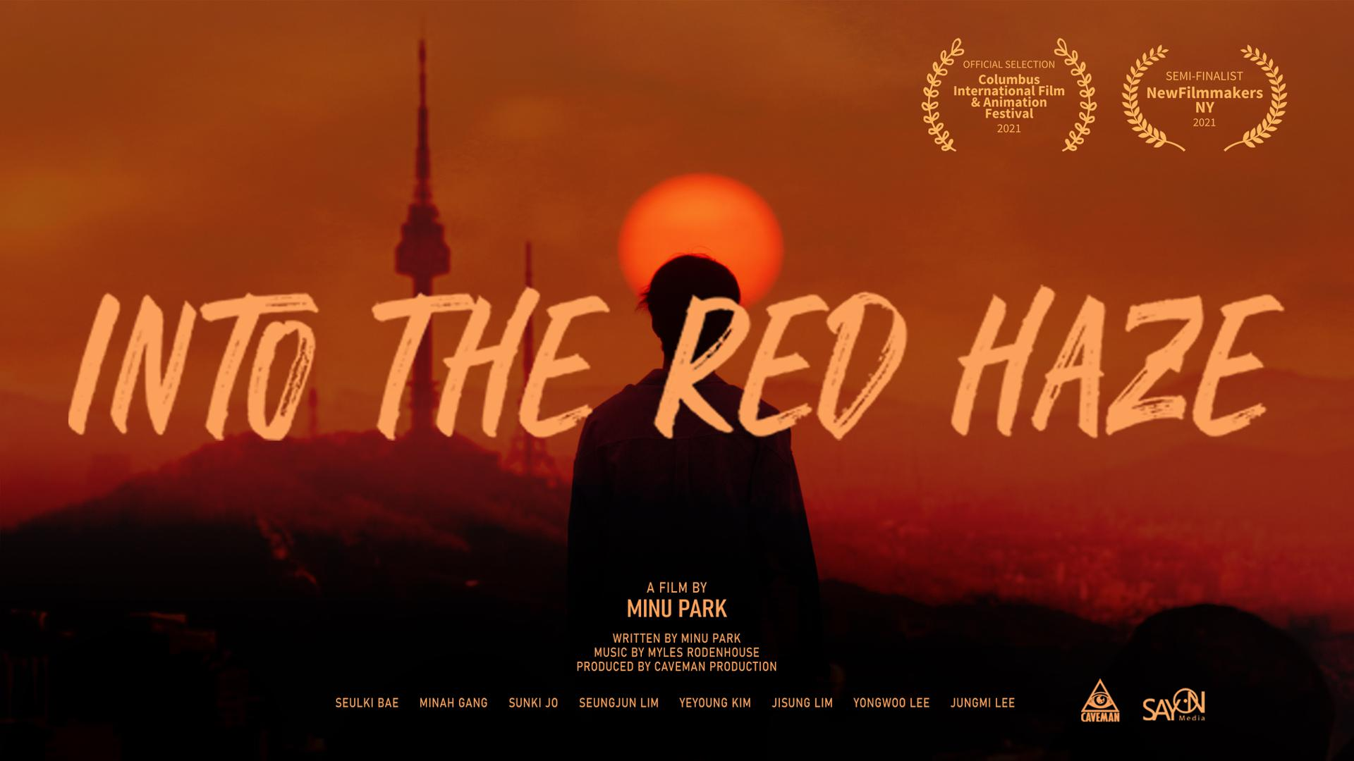 INTO THE RED HAZE
